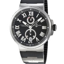 Ulysse Nardin pre-owned Automatic 45mm Sapphire crystal 20 ATM