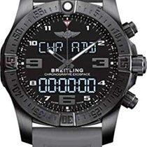 Breitling Exospace B55 Connected Titanium 46mm Black Arabic numerals United States of America, New York, New York
