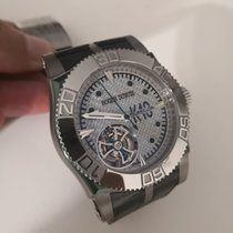 Roger Dubuis Titanium Manual winding Grey 48mm pre-owned Easy Diver