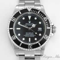 Rolex Sea Dweller Stahl 16660 Automatik Taucheruhr Herrenuhr