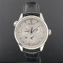 Jaeger-LeCoultre Master Geographic Zeljezo 39mm Crn