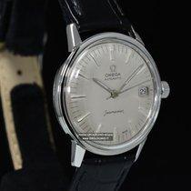 Omega SEAMASTER Automatic Anno 1967 Acciaio Ref. 166002