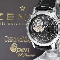Zenith Chronomaster El Primero Chronograph Steel 45mm Watch...