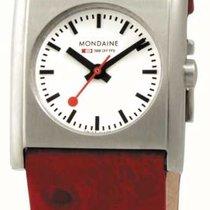 Mondaine Evo A658.30320.26SBC MONDAINE EVO CUBE & LILLI Bianco Rosso neu
