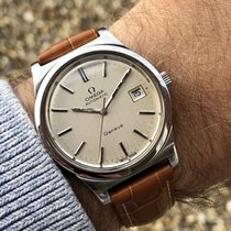 Omega Geneve Automatic Mens vintage 1970 to 1979 steel watch +...
