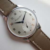 IWC Portuguese (submodel) pre-owned 33.5mm Steel