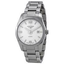 Longines Conquest Classic new 40mm Steel
