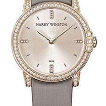 Harry Winston Midnight 450/LQ32RL.W1/D3.1 new