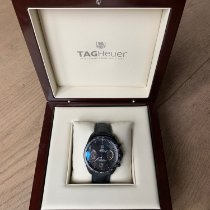 TAG Heuer Grand Carrera Staal