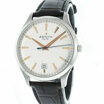 Zenith Captain Central Second new Automatic Watch with original box and original papers 03.2020.670/01.C498