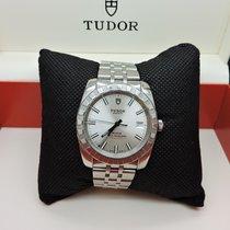 Tudor Classic Steel 37mm Silver