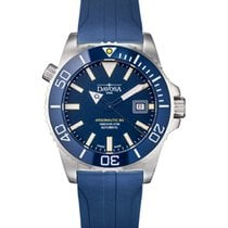 Davosa Argonautic Zeljezo 42.5mm Plav-modar Bez brojeva