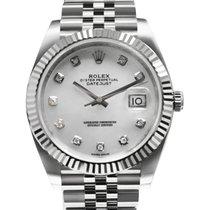 Rolex new Automatic 41mm Steel Sapphire Glass