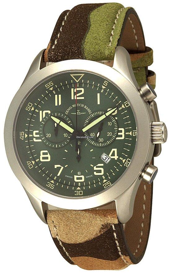 Zeno-Watch Basel 6731-5030Q-a8 new