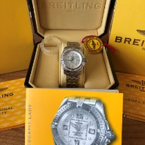 Breitling Cockpit Lady 32mm Madreperla Sin cifras