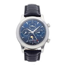 Jaeger-LeCoultre Master Memovox Platinum 41.5mm Blue No numerals United States of America, Pennsylvania, Bala Cynwyd