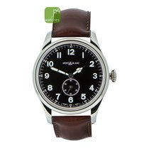 Montblanc Steel 44mm Manual winding M 29509 new