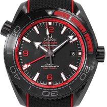 Omega Céramique Remontage automatique 45.5mm occasion Seamaster Planet Ocean