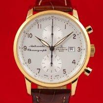 Zeno-Watch Basel Or rose 42mm Remontage automatique Zeno Watch 6069 BVD Rose Gold occasion Belgique, Grimbergen
