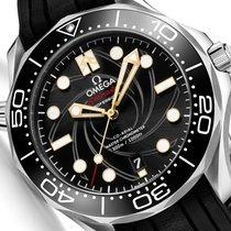 Omega Seamaster Diver 300 M Stahl 42mm Schwarz Schweiz, Roveredo