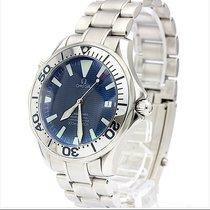 Omega Steel 41mm Automatic 2255.80.00 pre-owned