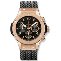 Hublot Big Bang 44 mm Ouro rosa 44mm Preto Árabes