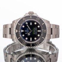 Rolex Sea-Dweller Deepsea Steel 44mm Blue United Kingdom, Essex