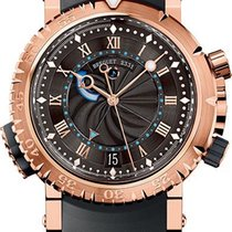 Breguet Marine 5847BR/Z2/5ZV New Rose gold 45mm Automatic