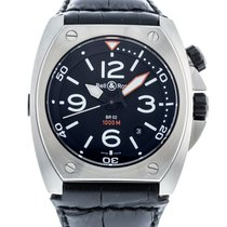 Bell & Ross BR 02 BR02-20-S pre-owned