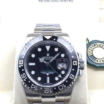 勞力士 (Rolex) 116710LN Black GMT Master II Ceramic Bezel [NEW]
