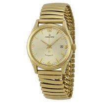 Hamilton Men's H38435221 Jazzmaster Thin-o-matic Watch