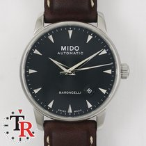 Mido Steel 38mm Automatic 8600 pre-owned