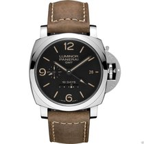 Panerai PAM00533 Luminor 1950 10 Days GMT PAM 533 Complete NEW
