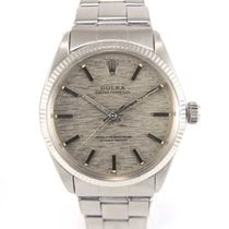 """Rolex Oyster Perpetual 1005 """"Linen"""" dial"""