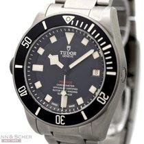 Tudor Pelagos Ref-25610TNL Titanium LEFTHANDER Box Papers...