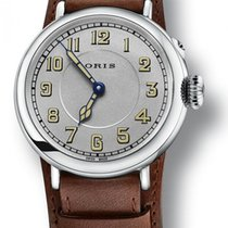 Oris Big Crown 1917 Limited Edition Acier 40mm Argent France, Bordeaux