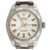 Rolex milgauss all prices for rolex milgauss watches on for Ramerica fine jewelry watches