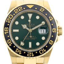 "Rolex GMT-Master II ""Green Dial"" ref. 116718"