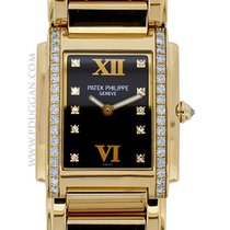 Patek Philippe 18k rose gold Lady Twenty~4