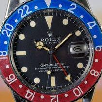 Ρολεξ (Rolex) GMT-Master 1675 Long E, strong yellow amazing...
