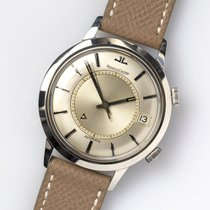 Jaeger-LeCoultre Vintage Memovox Automatic / 37 mm / Steel /...