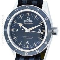 Omega stainless steel Seamaster Spectre