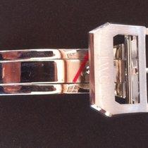IWC fliegerchronograf IWC Faltschließe Stahl 16 mm