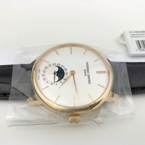 Frederique Constant Manufacture Slimline Moonphase Solid Rose...