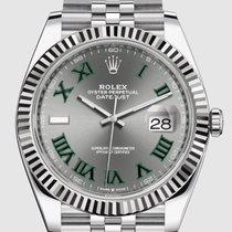 Rolex Datejust 126334 Slate Roman