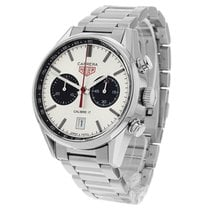 TAG Heuer Carrera Calibre 17 Steel 41mm Silver United Kingdom, London