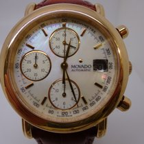Movado Or rose 38mm Remontage automatique occasion