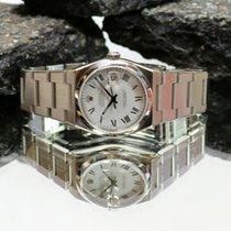 Rolex 36mm Quartz 1977 pre-owned Datejust Oysterquartz White