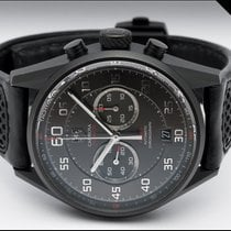 TAG Heuer Carrera Calibre 36 occasion 43mm Titane