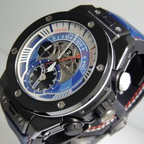 Hublot Big Bang Unico Ceramic 45mm Blue Arabic numerals